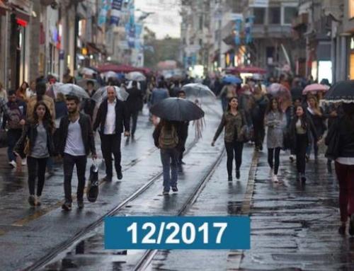 Εκτίμηση μηνιαίων τάσεων – Δεκέμβριος 2017